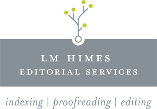 LM HIMES EDITORIAL SERVICES